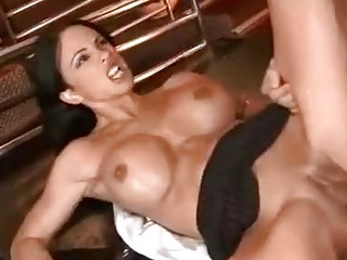 Amateur Asian big tits loves to get fucked hard