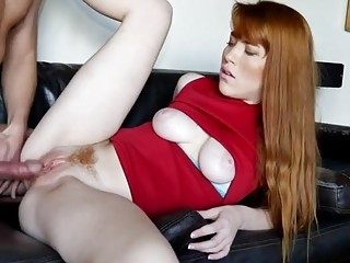 Pale beauty with a pretty pussy gets fucked