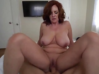 Stepmoms give the best blowjob