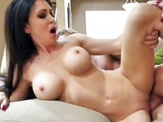 Amazing busty wife loves to get penetrated in hardcore fashion