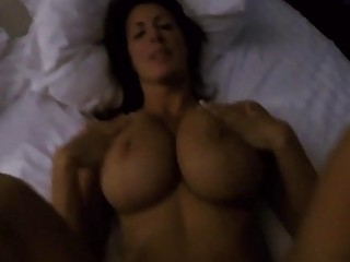 Amazing MILF sucks and takes a hard cock