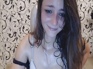 Biggest orgasm ever seen! goes on for 8 minuets.. and freaks out!