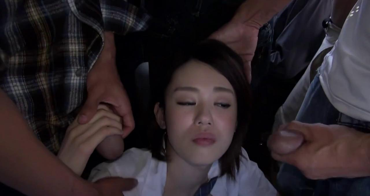 Asian Porn On A Bus japanese slut gets gangbangedasian perverts in public